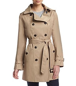 MICHAEL Michael Kors® Double Breasted Trench Coat