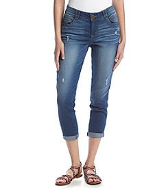 Democracy Solution Crop Jeans