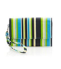 Relativity® Fresh Stripe Midi Cell Wallet