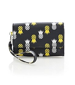 Relativity® Pineapple Midi Cell Wallet