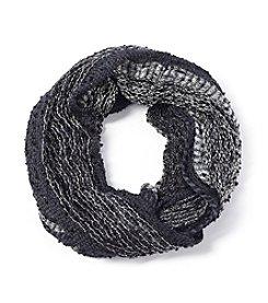 Basha Confetti Stripe Loop Scarf
