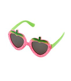 Riviera Girls' Strawberry Sunglasses
