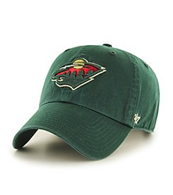 '47 Brand NHL® Minnesota Wild Clean Up Hat