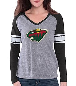 G III NHL® Minnesota Wild Women's Franchise Tee