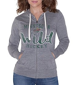 G III NHL® Minnesota Wild Women's Training Camp Full-Zip Hoodie
