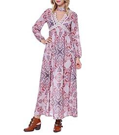 Skylar & Jade™ Flowy Maxi Dress