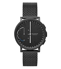 Skagen Connected Hybrid Steel-Mesh Smartwatch