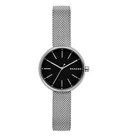 Skagen Women's Signatur Steel-Mesh Watch