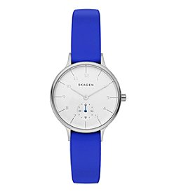 Skagen Women's Anita Watch With Silicone Strap