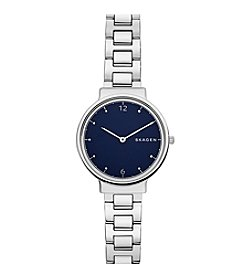 Skagen Women's Ancher Steel-Link Watch