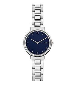 Skagen Women's Ancher Steel-Link Watch