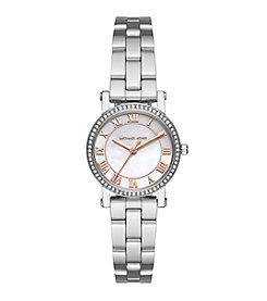 Michael Kors® Petite Norie Silvertone Watch