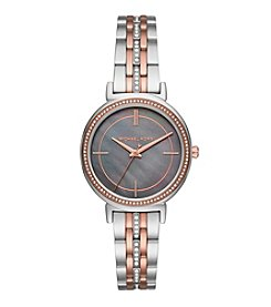 Michael Kors® Women's Cinthia Three Hand Watch