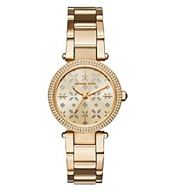 Michael Kors® Women's Mini Parker Three Hand Watch