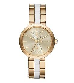 Michael Kors® Women's Garner Acetate Multifunction Watch