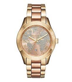 Michael Kors® Women's Layton Three Hand Watch