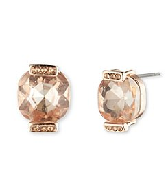 Anne Klein® Cubic Zirconia Stud Earrings
