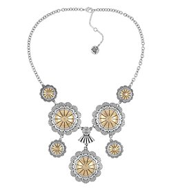 The Sak® Concho Bib Necklace
