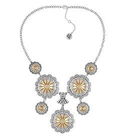 The Sak® Concho Bib Necklace