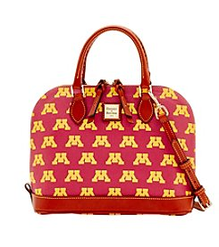 Dooney & Bourke® NCAA® Minnesota Golden Gophers Zip Zip Satchel