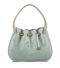 Brahmin™ Sea Glass Amy Tri-Color Drawstring Bag