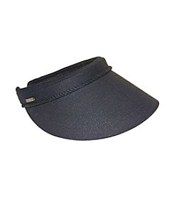 Nine West® Canvas Clip On Visor