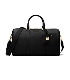 MICHAEL Michael Kors® Jet Set Travel Large Leather Weekender