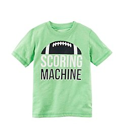 Carter's® Boys' 2T-8 Scoring Machine Graphic Tee