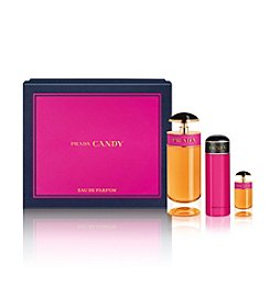 Prada Candy Eau De Parfum Gift Set (A $159 Value)
