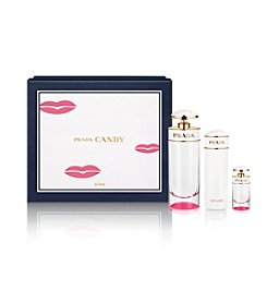Prada Candy Kiss Eau De Parfum Set (A $159) Value