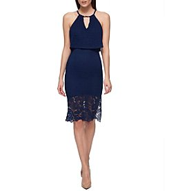 GUESS Pop-Over Lace Dress