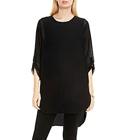 Vince Camuto® Overlay Blouse