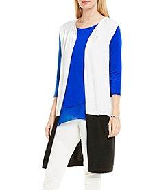 Vince Camuto® Colorblock Vest