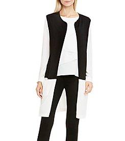 Vince Camuto® Open Front Vest