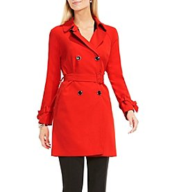 Vince Camuto® Belted Trench Coat