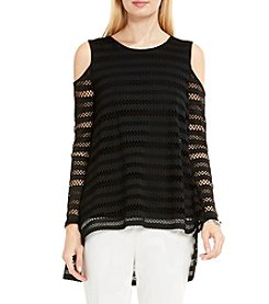 Vince Camuto® Cold Shoulder Top