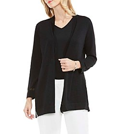 Vince Camuto® Striped Cardigan