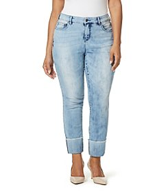 Vintage America Blues™ Plus Size Savannah Ankle Jeans
