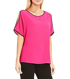 Vince Camuto® Cold Shoulder Blouse