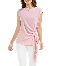 Vince Camuto® Tie Front Top