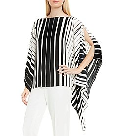 Vince Camuto® Striped Poncho