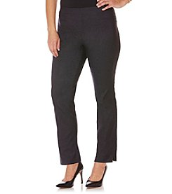 Rafaella® Plus Size Power Stretch Jeans