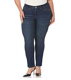 Rafaella® Plus Size Comfort Fit Skinny Jeans