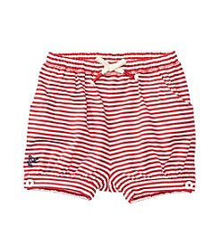 Ralph Lauren® Baby Girls' Striped Shorts