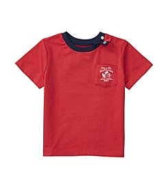 Ralph Lauren® Baby Boys Jersey Graphic Tee