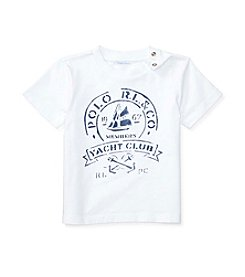 Ralph Lauren® Baby Boys Graphic Tee