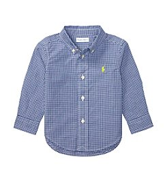 Ralph Lauren® Baby Boys Poplin Top