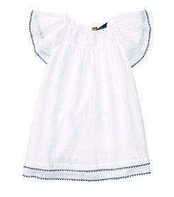 Polo Ralph Lauren® Girls' 7-16 Tassle Dress