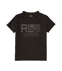 Polo Ralph Lauren® Boys' 2T-7 Crew Neck T-Shirt