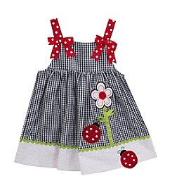 Rare Editions® Baby Girls' Seersucker Dress